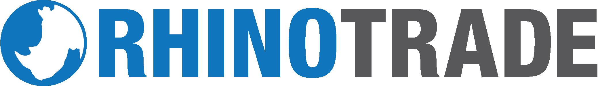 Rhino Trade Logo 2 Inline