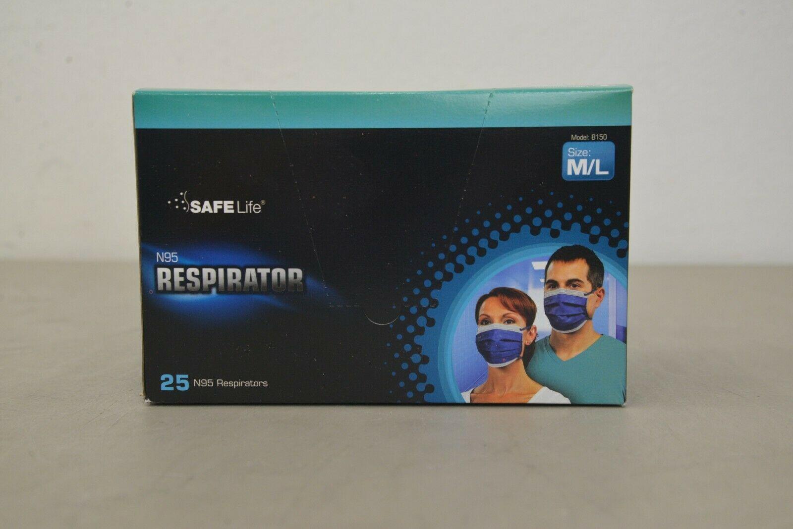 safelife n95 respirator